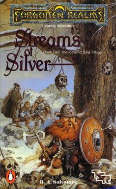 "READ BOOK ""Streams of Silver by R.A. Salvatore""  cheap online pdf eng download link"