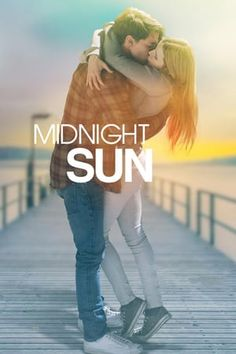 Midnight Sun movie poster - a has been sheltered since childhood and confined to her house during the day by a rare disease that makes even the smallest amount of sunlight deadly. Fate intervenes when she meets Charlie and they embark on a summer romance. Free Films Online, Hd Movies Online, Watch English Movies Online, Midnight Sun Full Movie, Midnight Sun Streaming, 2018 Movies, Movies Free, Fast And Furious, Romantic Movies