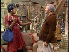 Aunt Esther and Fred Sanford