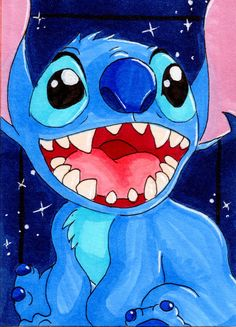 Stitch by Faerytale-Wings.deviantart.com on @deviantART