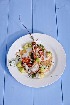 Seafood workshops Pasta Salad, Seafood, Ethnic Recipes, Crab Pasta Salad, Sea Food, Seafood Dishes