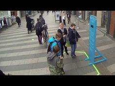 The High Five Counter (Urban Intervention) - YouTube