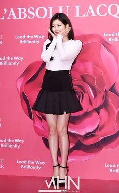 Bae Suzy, Miss A Suzy, Korean Model, Korean Actresses, K Idols, Sexy Legs, Kpop Girls, Asian Beauty, Ballet Skirt