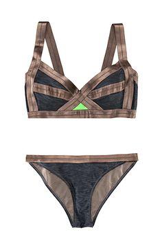 Bikini Break! H&M Bikini Top, $17.89, available at H&M; H&M Bikini Bottom, $12.95, available at H&M.
