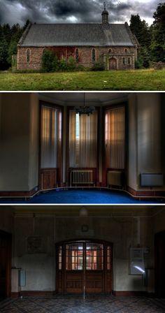 Abandoned Talgarth Insane Asylum, Wales | Urban Ghosts |