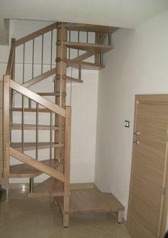 square spiral staircase - Google Search