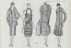 Chanel collection, 1925