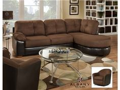 ... Albany Sectional Chaise/Loveseat, And Other Living Room Sectionals At Colfax  Furniture And Mattress In Greensboro, Winston Salem And Kernersville, NC.