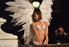 how to make victoria secret angel wings - Google Search
