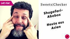 Let's Eat Sugafari Abobox aus Asien  SweetsChecker  Süßigkeiten Vorstellung und Test - https://www.youtube.com/user/SweetsChecker