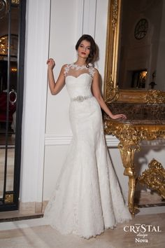 Crystal Design style Nova Exclusive representative for Bulgaria - Atelier Ivoire www.atelierivoire.bg