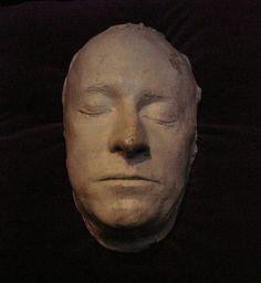 (1746-92) Gustav III, King of Sweden (Death Mask)