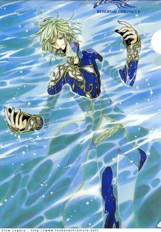Fai D. Flourite - Tsubasa Chronicles