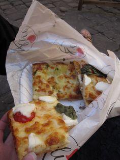 pizza al taglio (I miss)