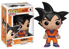 Dragonball Z POP! Vinyl Figur Goku 10 cm   coole Son Goku  -  POP Figur  aus `Dragonball Z` - detailierte Mini- Figur, ca. 10 cm - Vinyl ( Kunststoff) - Lieferung in schicker Fensterbox 17. Dezember - Hadesflamme - Merchandise - Onlineshop für alles was das (Fan) Herz begehrt!
