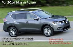 Banner Desc: The second-generation #Nissan #Rogue compact crossover comes in market with exterior styling.