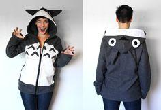 Rarity Boutique. Handmade hoodies!!