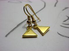 Ohrhänger - Ohrhänger Gilda - ein Designerstück von sibea bei DaWanda