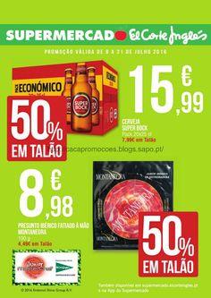 Promoções Supermercado El Corte Inglês - Antevisão Folheto 8 a 21 julho - http://parapoupar.com/promocoes-supermercado-el-corte-ingles-antevisao-folheto-8-a-21-julho/
