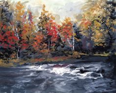 """+From an original oil painting by Jonathan Munz +Fine art premium stretched canvas print +Professionally hand stretched gallery wrapped using a sustainable 1.75"""" thick wood frame +Arrives ready to hang out of the box! +Free Canada-wide shipping +100% made in Canada"""