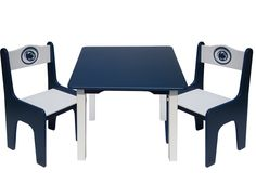 NCAA Penn State Penn State University Table & Chair Set