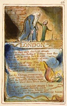 William Blake -  'London' - Audio files to aid study and revision of 'London' by William Blake.