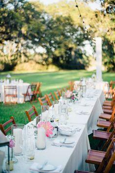 Romantic Spring Wedding at Magnolia Plantation & Gardens | Charleston, SC | Philip Casey Photography | Duvall Events
