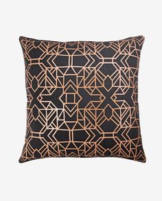 X&Y Copper or Brass Cushion Cover Hemp Fabric, Create Your Own Website, Orange Color, Charcoal, Africa, Throw Pillows, Cover, Prints