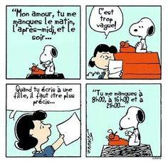 Peanuts, precis