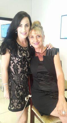 Suzette Marais - Top Model South Africa director and Jenna Clifford Jenna Clifford, South Africa, Celebrities, Model, Tops, Dresses, Fashion, Beauty, Vestidos