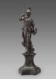 Athena  Italian (Venice), Renaissance, about 1600  After Girolamo Campagna, 1552–1623  Venice, Italy