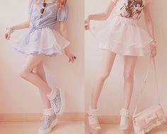 cute outfits, super kawaii