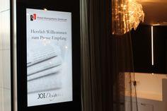 press event at Hotelkompetenzzentrum with JOI-Design ©Hotelkompetenzzentrum GmbH #hotelkompetenzzentrum