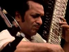 Ravi Shankar at Monterey Pop (June 1967)  A beautiful video and a treasure to behold, a trip back in time to an era I so wish could be like this again
