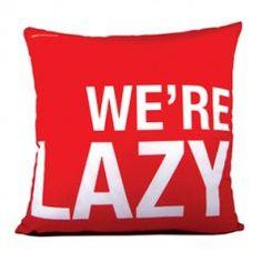 Almofada Lazy
