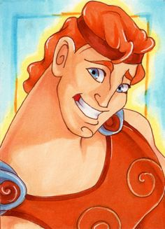 Day 5: Your Favorite Hero- Hunkules!!! I have this obsession with mythology, so of course I'm going to pick Hercules!! He's not afraid to do what he has to for the people he love's!!