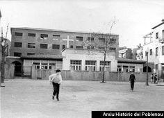 Escuela Pio XII , actual Marbella,en 1960.