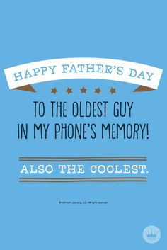 hallmark father's day card sayings