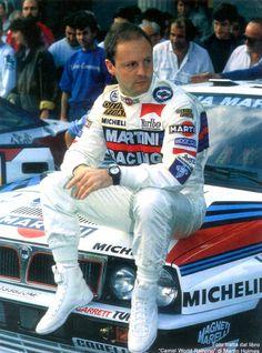 Miki Biasion, rally driver