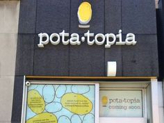 New NYC Restaurant Serves Nothing But Potatoes - Eater