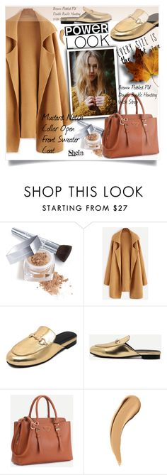 """SheIn Style for Fall"" by lillili25 ❤ liked on Polyvore featuring Christian Dior"