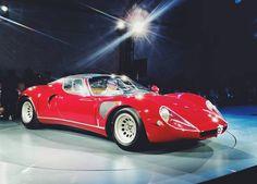 Alfa Romeo 33 Stradale by hmbautista
