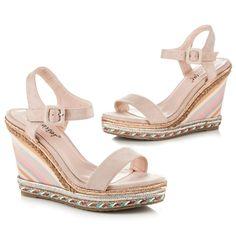 Letné sandále na kline Y5BE