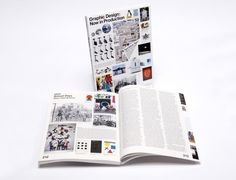 Graphic Design: Now in Production catalogue | Core77 2012 Design Awards Visual Communications Professional Winner | By Walker Art Center design studio
