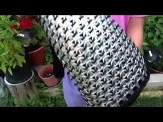 Bolsa de anillas de lata y cola de ratón - YouTube