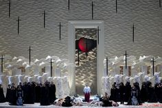 """""""Thais"""" - Direction, Sets and Costumes by Stefano Poda - Teatro Regio Torino, 2008"""