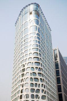 Conrad Hotel | Beijing, China | MAD Architects