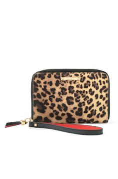 AND this cheetah clutch/wallet while I'm at it ;)