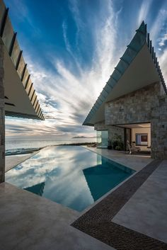 It's another stunner from the architect Diego Villaseñor.