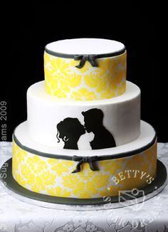 if i could go back and redo my wedding, this would be my exact cake